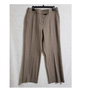 J.jill pants work genuine fit belowaist siz